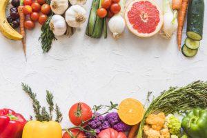 Những loại rau, củ, quả thường rất tốt cho da với nhiều dưỡng chất thiết yếu.