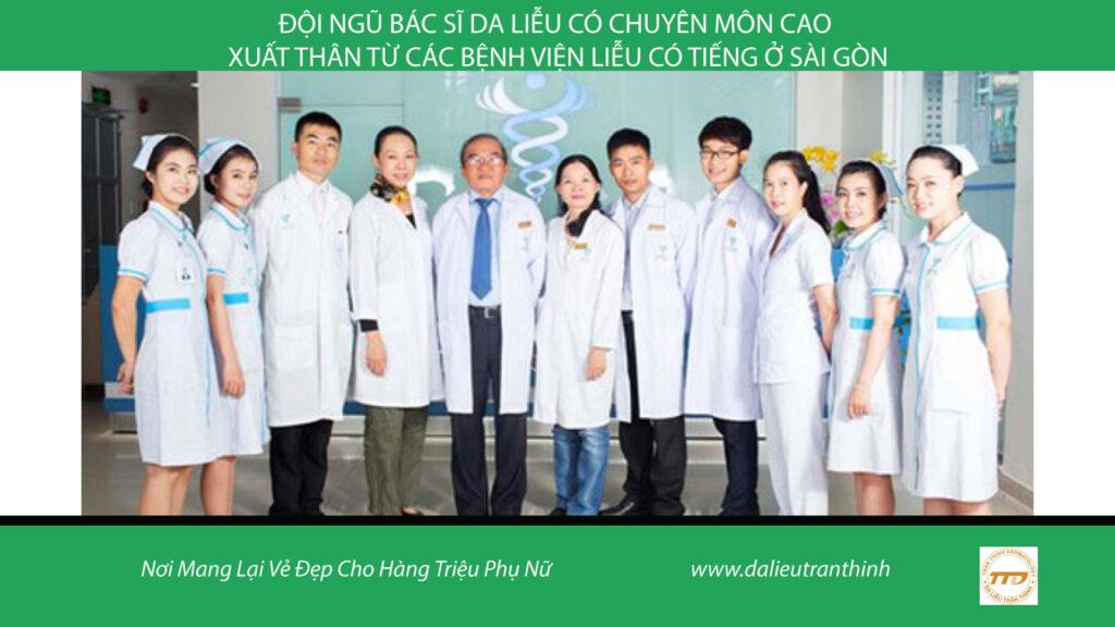 Đội ngũ bác sĩ chuyên khoa tại phòng khám Bảo Ngọc